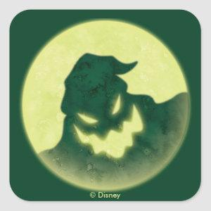 Oogie Boogie | I'm The Boogie Man Square Sticker