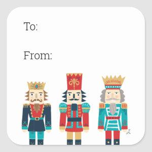 Personalized Nutcracker Gift Tags