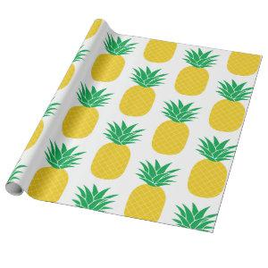 Pineapple Wrapping Paper