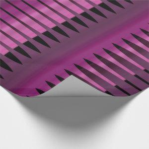Pink Purple Peruvian Array Gift Wrapping Paper