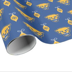 Pitt Panthers Holiday Wrapping Paper