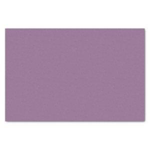Plum Solid Color Tissue Paper