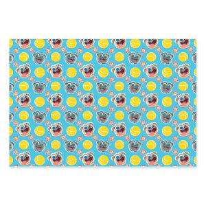 Puppy Dog Pals | Ball Pattern Wrapping Paper Sheets