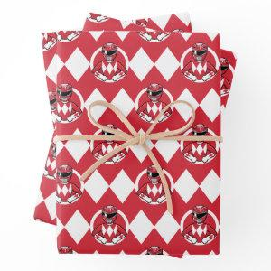 Red Ranger Diamond Graphic  Sheets