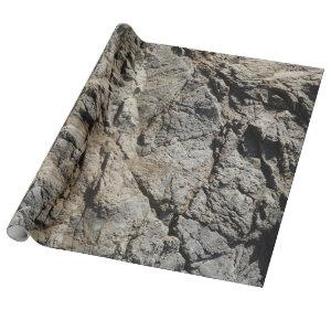 Rock Texture Wrapping Paper