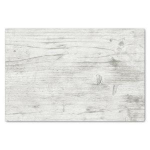 Rustic Wood Country Farm Weathered Barn Wedding Tissue Paper