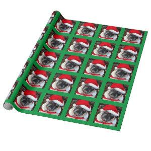 Santa Buddy Wrapping Paper
