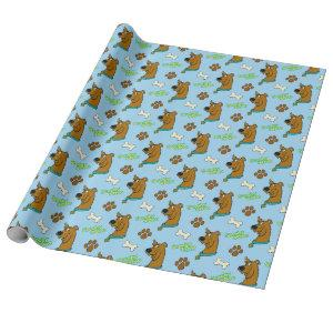 Scooby-Doo Winking Wrapping Paper
