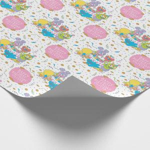 Sesame Street | Baby's First Birthday Wrapping Paper