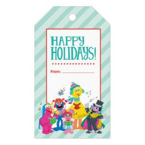Sesame Street | Holiday Group Gift Tags