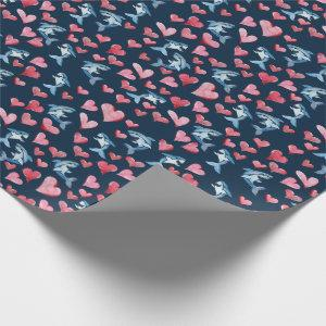 Shark Lover Wrapping Paper