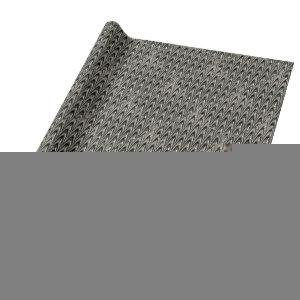 Silver Metallic Pattern Iron Steel Texture Wrapping Paper