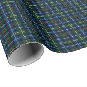 Smith Clan Tartan Wrapping Paper