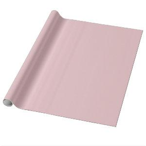 solidf LIGHT PINK SOLID COLORS BACKGROUNDS WALLPAP Wrapping Paper