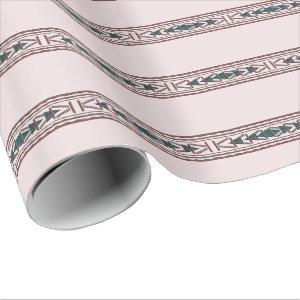 Southwest Tapestry Wrapping Paper