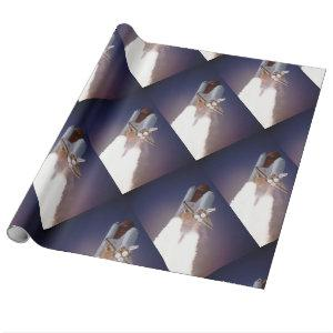 Space Shuttle Wrapping Paper