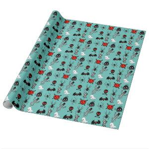 Spooky Wooky Wrapping Paper