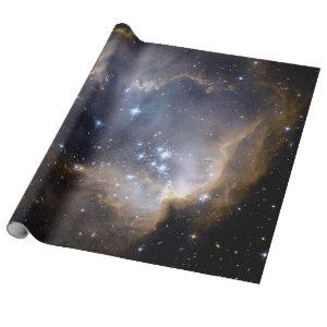 Star Clusters Space Wrapping Paper