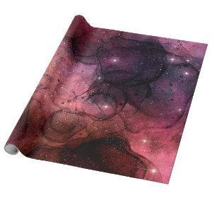 Star sky/ Universe pattern Gifts Wrapping Paper
