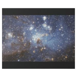 Starry Galaxy Wrapping Paper