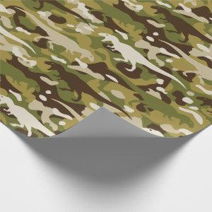 T-Rex Dinosaur Pattern Wrapping Paper
