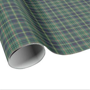 Taylor Clan Tartan Wrapping Paper