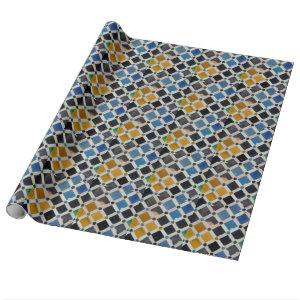 The Alhambra Andalusia Spain Wrapping Paper