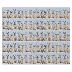 Three Dalmatians Wrapping Paper