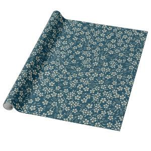 Tiny Floral Wrapping Paper