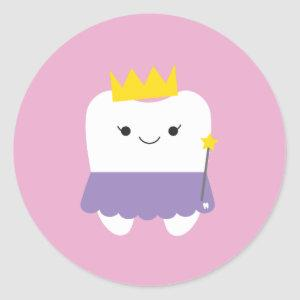 Tooth Fairy Sticker