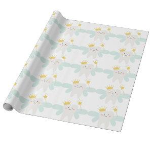Tooth Fairy Wrapping Paper