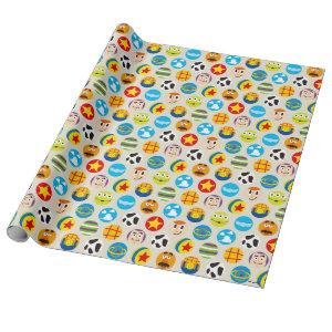 Toy Story | Toy Icon Pattern Wrapping Paper
