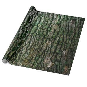 Tree Trunk Wrapping Paper