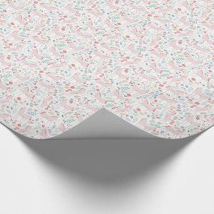 Unicorn Fields Wrapping Paper