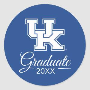 University of Kentucky | Graduation Classic Round Sticker
