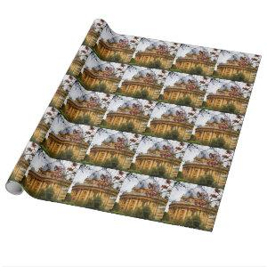 University OF Oxford Wrapping Paper