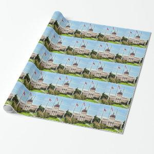 University of Southern Mississippi Wrapping Paper