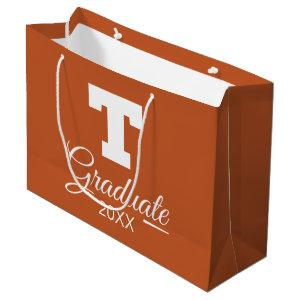 University of Texas Graduation Large Gift Bag