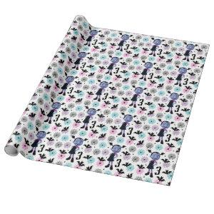 Vampirina Birthday Wrapping Paper