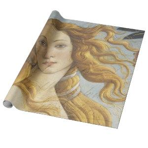 Venus Furniture Decoupage Posterr Wrapping Paper