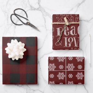 weather pattern Merry Christmas  Sheets