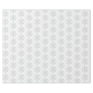WHITE CHRISTMAS / Gift Wrapping Paper White