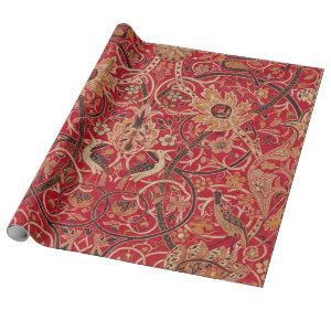 William Morris Bullerswood Wrapping Paper