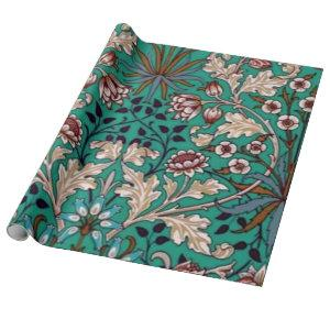 William Morris Hyacinth Wrapping Paper