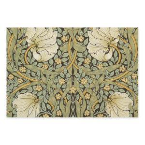 William Morris Pimpernel Vintage Pre-Raphaelite Wrapping Paper Sheets