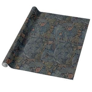 William Morris Vintage Acanthus and Vine Wrapping Paper