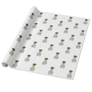 Wirehaired Pointing Griffon Gift Wrapping Paper