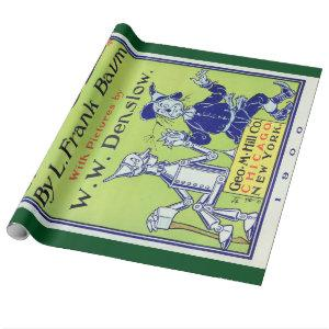 Wonderful Wizard of Oz Wrapping Paper
