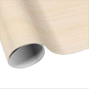 Wood Grain Texture Wrapping Paper