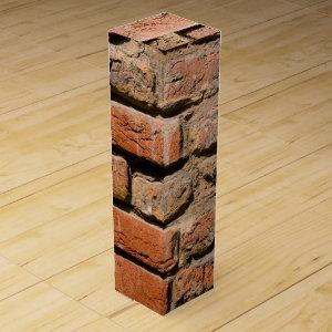 Worn Bricks Wine Gift Box